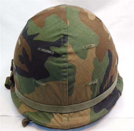 Helmet, Military Vietnam Era